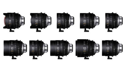 SIGMA Classic Prime 10 Lens Set Price Announced