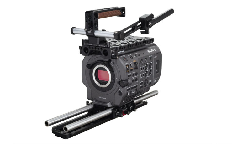 Wooden Camera Sony FX9 Accessories Announced