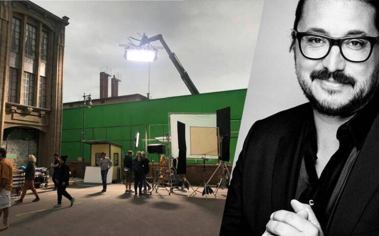 Shooting a Large Musical Movie - Talk with DoP Thomas Kiennast AAC