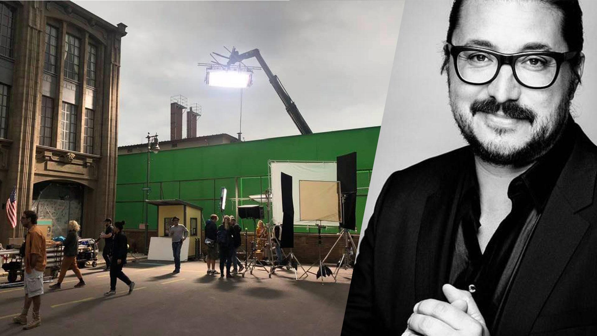 Rodando un largometraje musical - Charla con el director de fotografía Thomas Kiennast AAC
