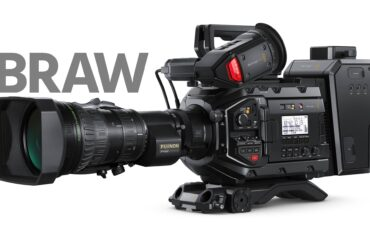 Blackmagic Design URSA Broadcast - Update for RAW Recording