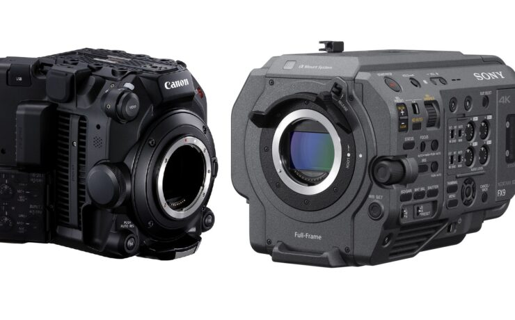 Canon C500 Mark II vs. Sony FX9 - Panel Discussion - Philip Bloom, Hans von Sonntag, Nino Leitner