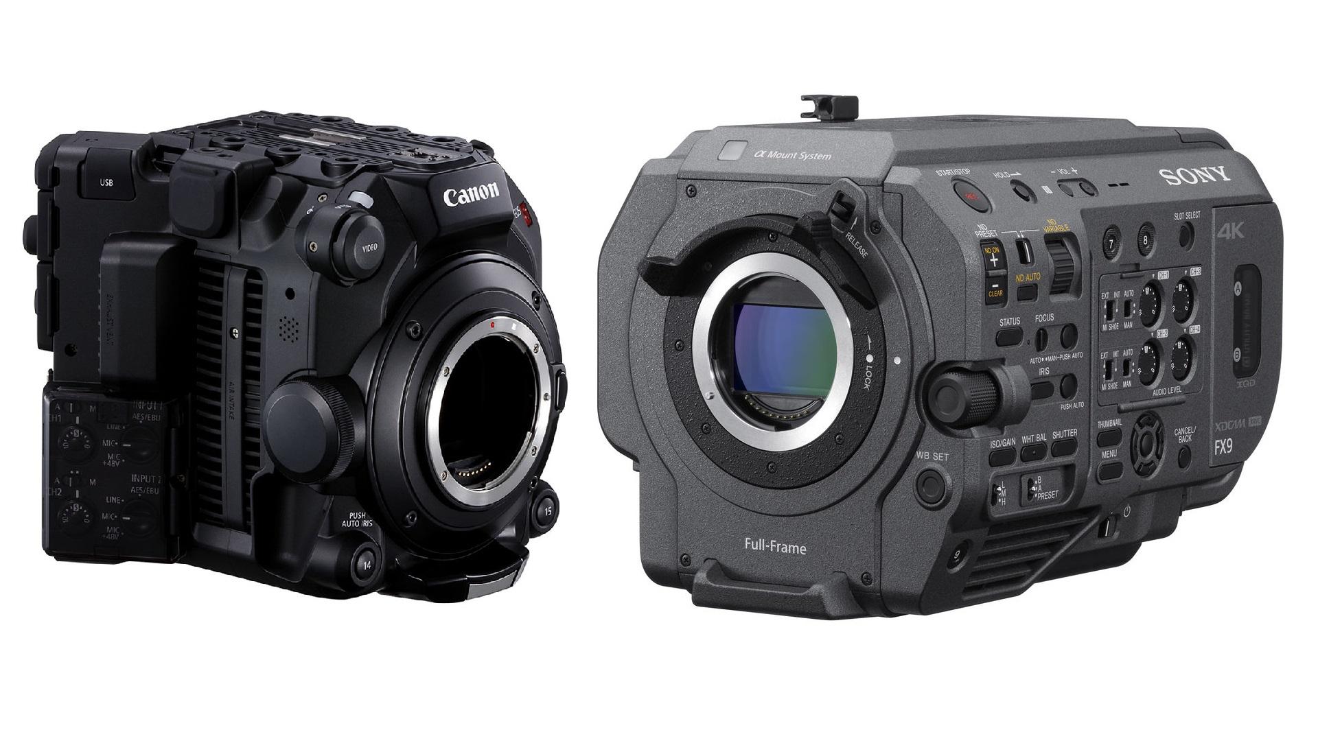 Canon C500 Mark II vs. Sony FX9 - Panel de discusión - Philip Bloom, Hans von Sonntag, Nino Leitner