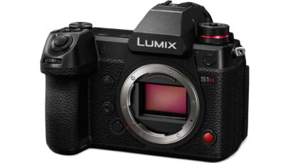 Panasonic LUMIX S1H Firmware Update - Brings HFR Mode Noise Fix and Profoto Compatibility