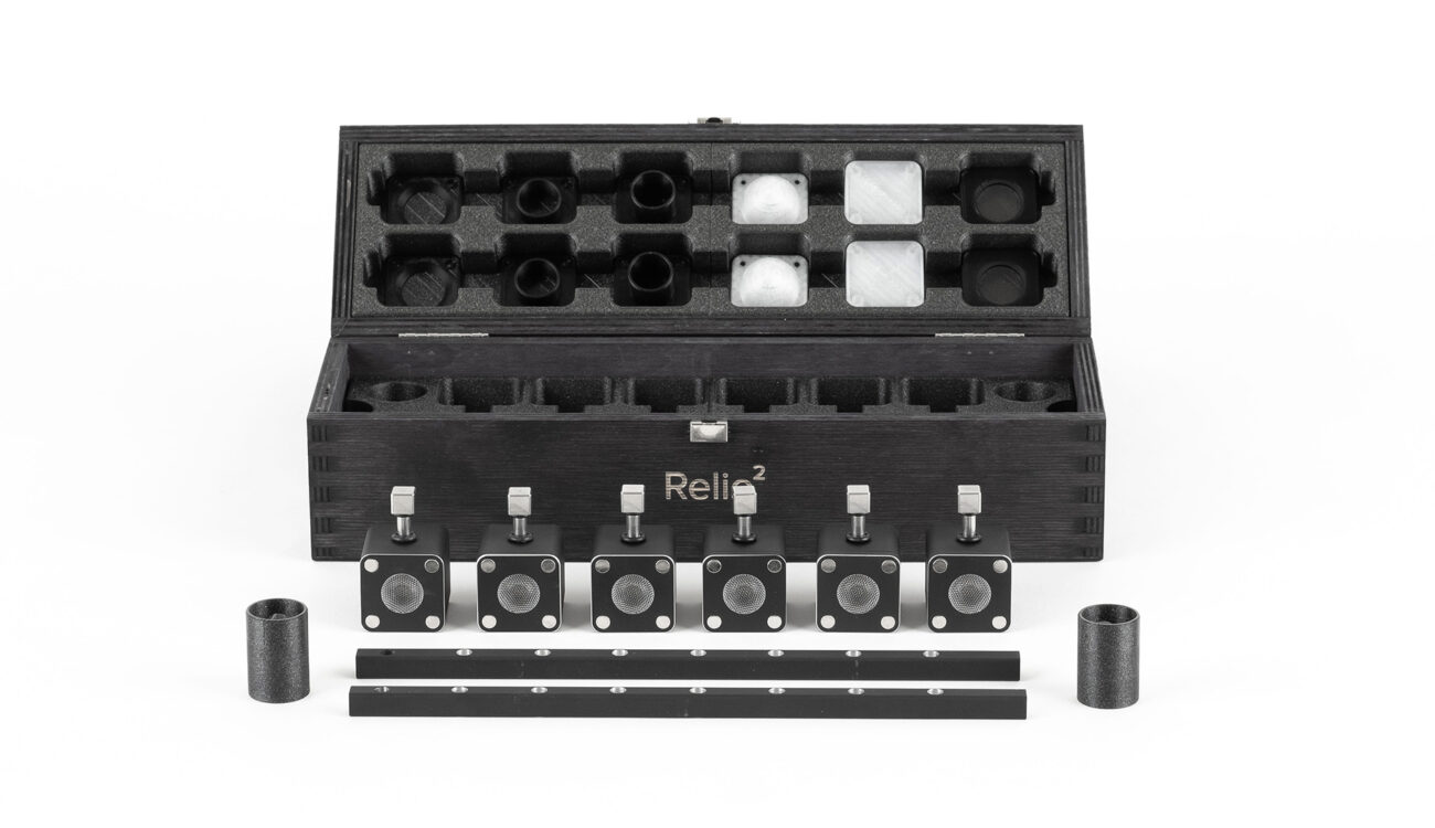 Relio² 2020 Editions Advanced Lighting Kit for Filmmakers Launched
