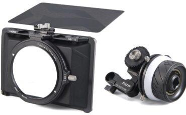Tilta Releases Affordable Tiltaing Mini Matte Box and Mini Follow Focus