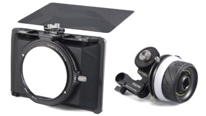 Tilta Releases Affordable Tiltaing Mini Matte Box and Mini Follow Focus