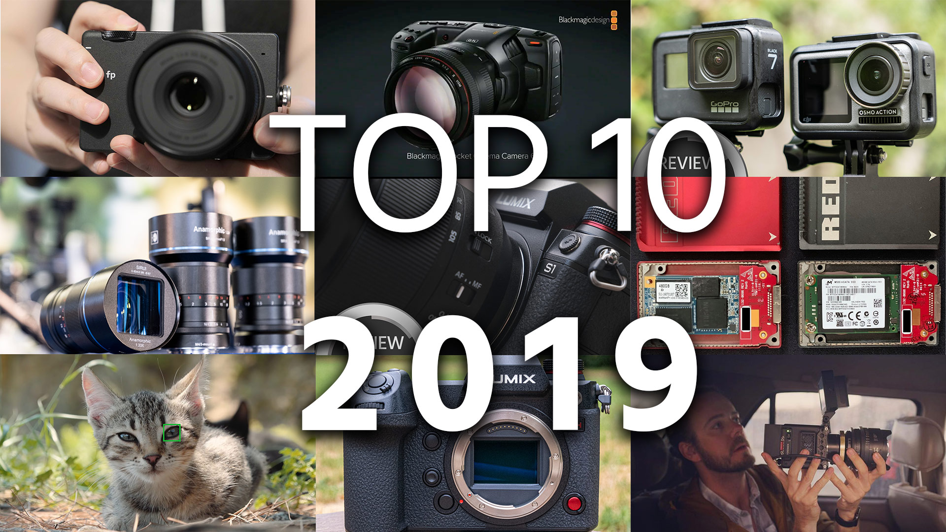 Repaso del año: los 10 artículos más populares de cinema5D en 2019
