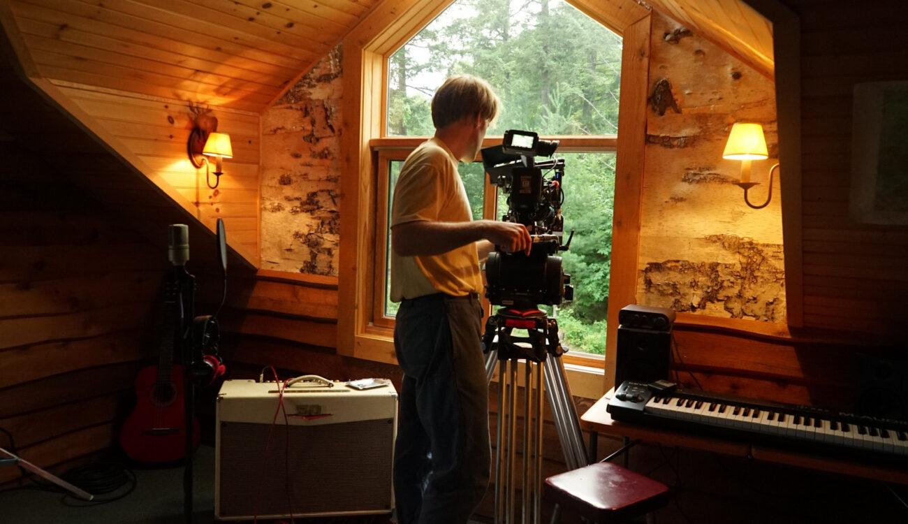 "Sundance 2020:  Spotlight on Robert Leitzell, DP of ""Black Bear"""