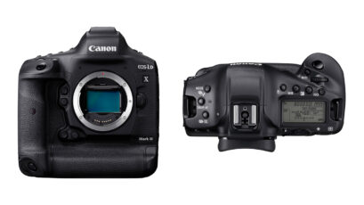 Canon EOS-1D X Mark III Announced: 5.5K RAW Video Internally