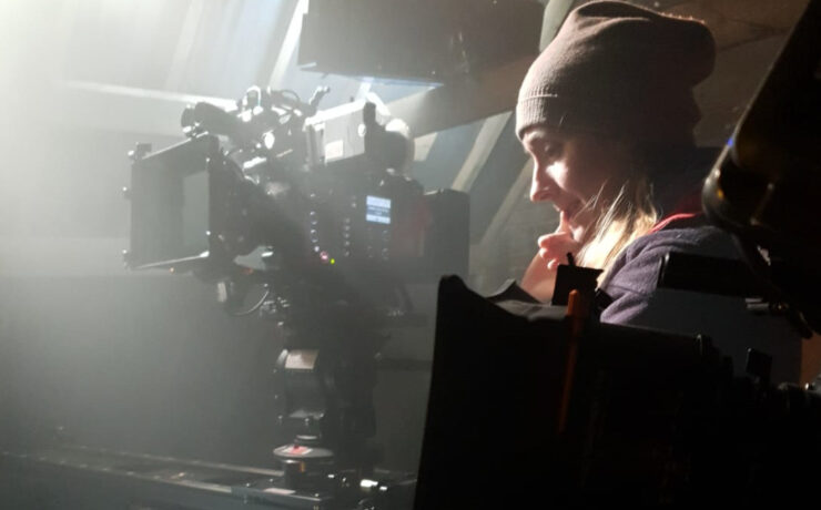 "Sundance 2020:  Spotlight on Laura Bellingham, DP of ""Amulet"""