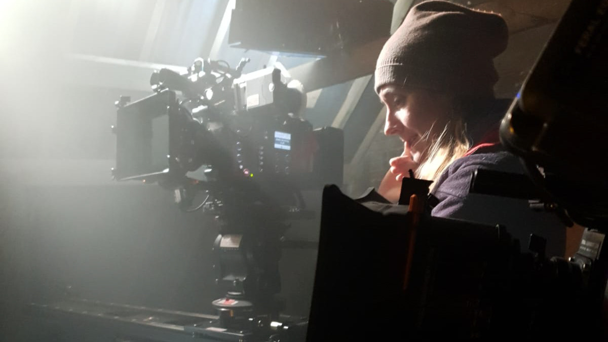 "Sundance 2020:  Spotlight on Laura Bellingham, DP of ""Amulet"""