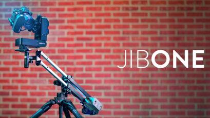 Edelkrone JibONE - A Portable Motorized Jib