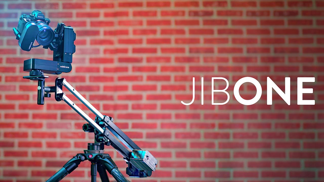 Edelkrone(エーデルクローン)がJibONEを発売 - ポータブル電動ジブ