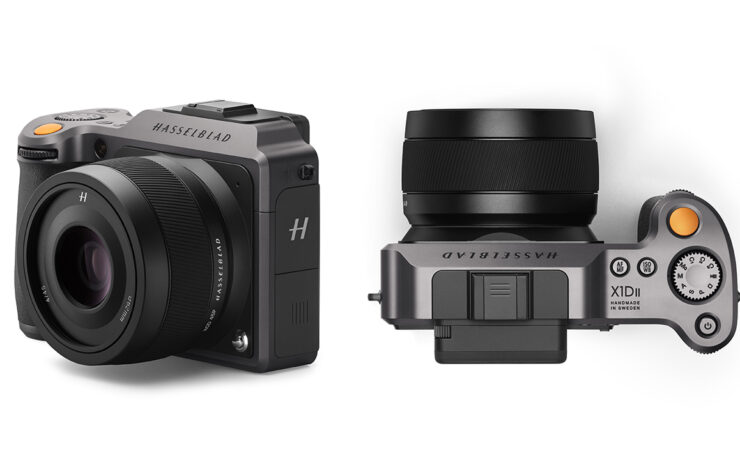 Hasselblad XCD 4/45P - Compact Autofocus Lens for Medium Format Cameras