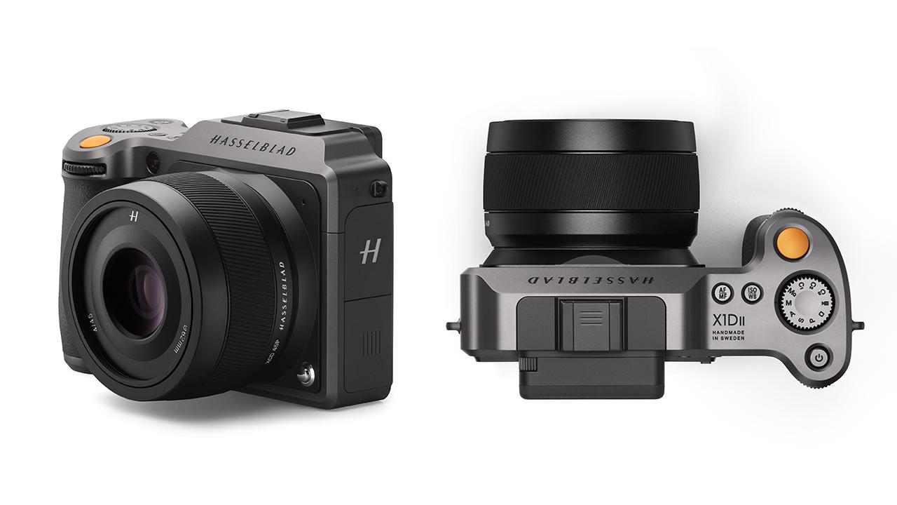 Hasselblad XCD 4/45P - Lente compacto de enfoque automático para cámaras de formato medio