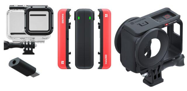 Insta360 ONE R Обзор, характеристики экшн-камеры