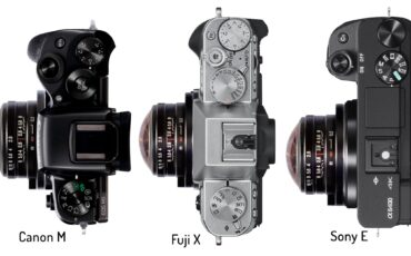 Laowa 4mm f/2.8 Fisheye Lens Now Available for EF-M-, X- and E-Mount