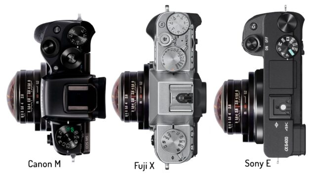 Laowa 4mm f/2.8 Fisheye Lens Now Available for EF-M-, X- and E-Mount - cinema5D news