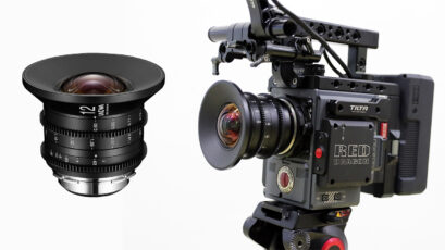 Laowa 12mm T/2.9 Zero-D Cine Lens Now Shipping