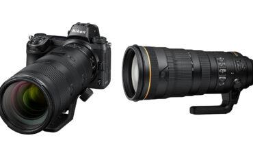 Nikon NIKKOR Z 70-200mm F/2.8 VR S and Nikon AF-S 120-300mm F/2.8E FL ED SR VR Announced