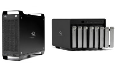 OWC Thunderbolt 3 Storage Solutions - ThunderBay 8 and ThunderBay FLEX 8