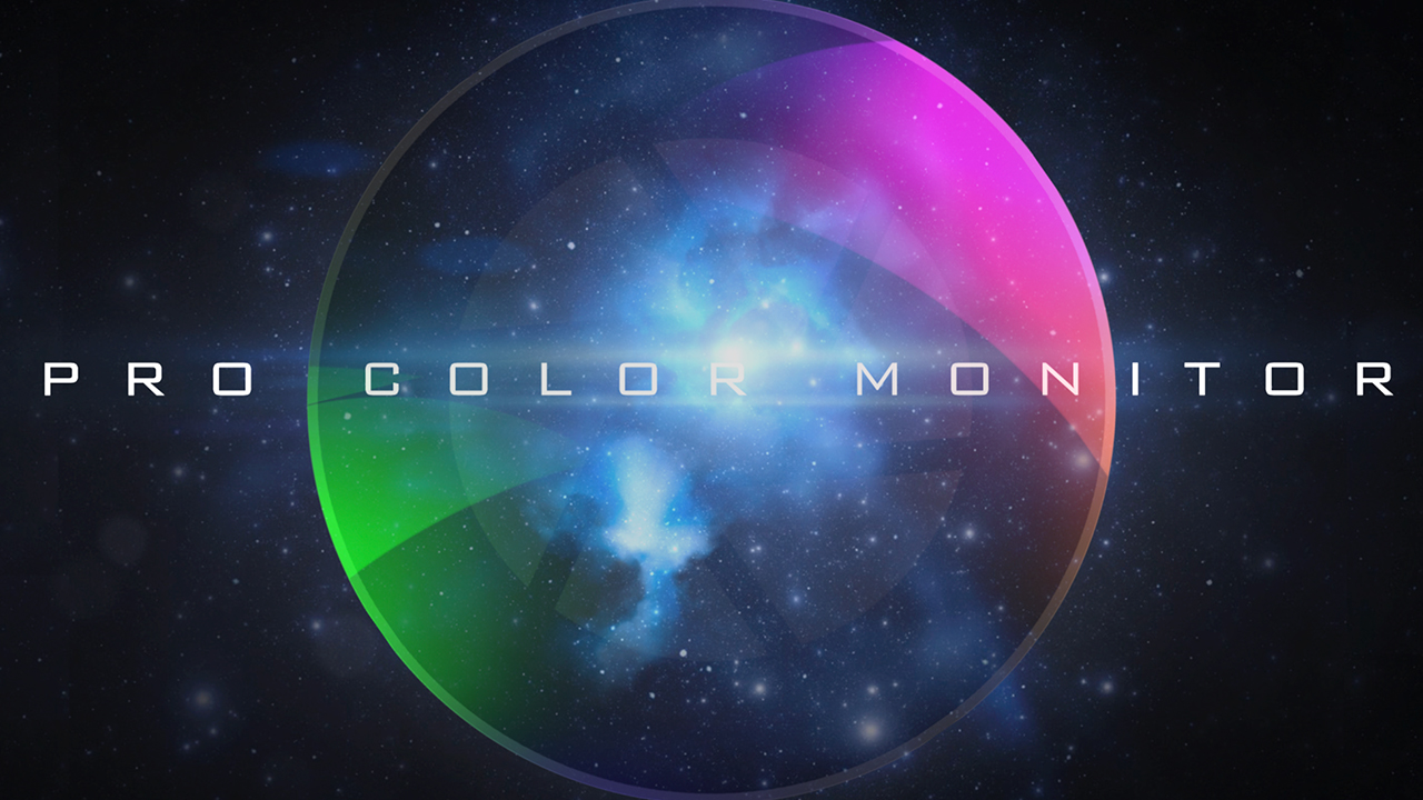 Pro Color Monitor - False Color Tool for Post-Production