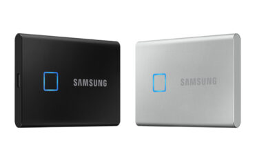 Samsung T7 Touch Portable SSD - Filmmakers' Next Best Friend