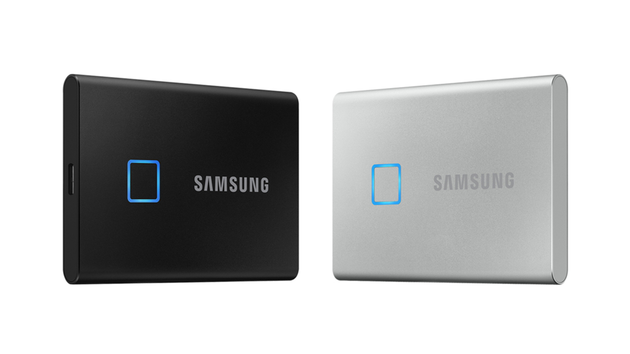 Samsung(サムスン)がT7 TouchポータブルSSDを発表