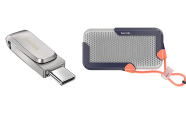 SanDisk Shows a 8TB Portable SSD Prototype & 1TB Ultra Dual Drive Luxe USB Flash Drive