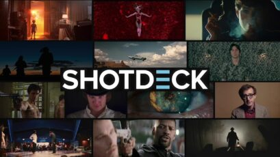 ShotDeck - Collaborative Searchable Online Library of Movie Images by Lawrence Sher, ASC