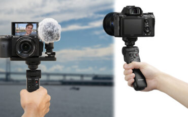 Ultimate Vlogger Control? Sony GP-VPT2BT Wireless Remote for Mirrorless Cameras