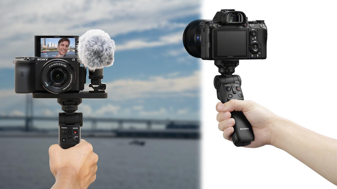 ¿El Control Definitivo Para Vloggers? Control remoto inalámbrico para cámaras sin espejo Sony GP-VPT2BT