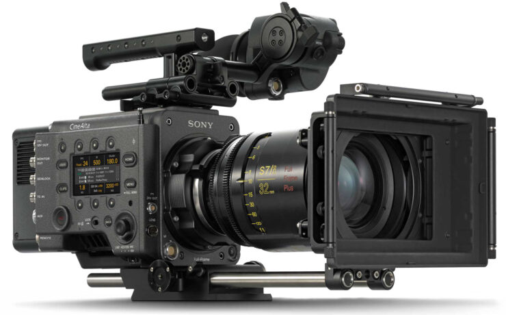 Sony VENICE Firmware V5.0 is Out Now – New HFR Modes