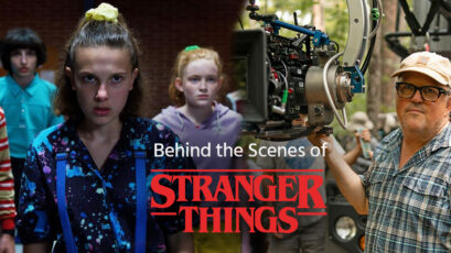 "The Making of ""Stranger Things"" with DP Tim Ives"