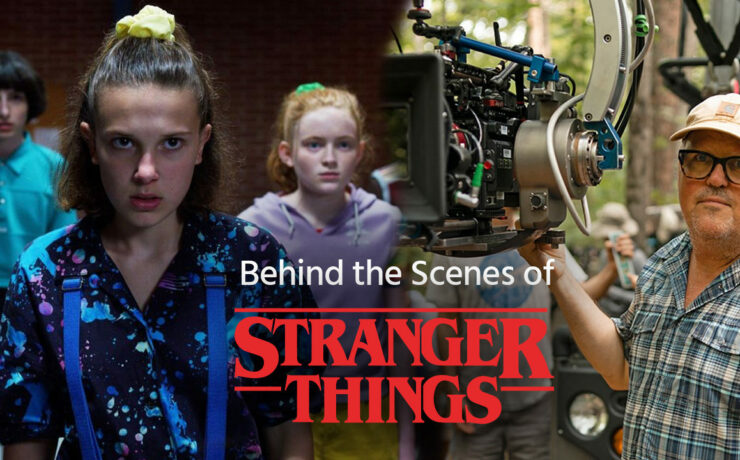 """The Making of """"Stranger Things"""" with DP Tim Ives"""