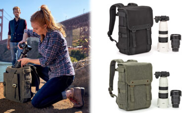 Think Tank Retrospective 15 Backpack - Classic Bag For Adventurous Filmmakers