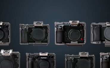 Tilta Releases new Tiltaing Camera Cages for Wide Range of Cameras