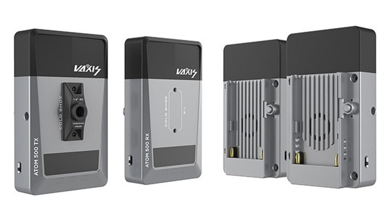 Vaxis ATOM 500 - transmisión de video inalámbrico asequible