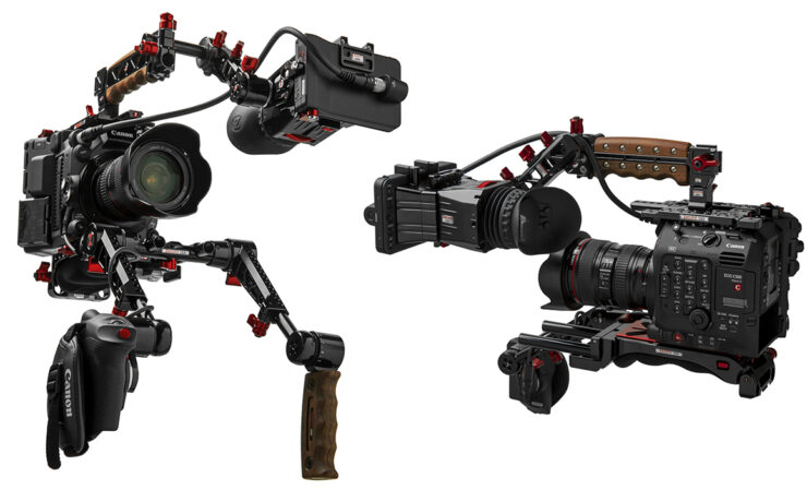 Rig Your Canon C500 Mark II With Zacuto Recoil Accessories