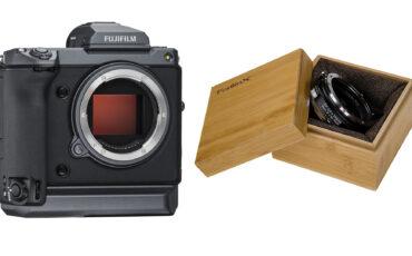 FotodioX Vizelex Cine ND - Vari ND Adapter for EF Lenses on FUJIFILM G-Mount Cameras