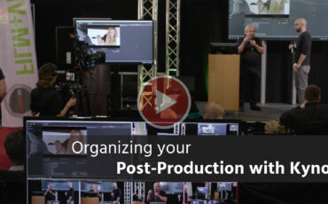 Kyno Workshop: Organizing the Post-Production Workflow (Discount Included)