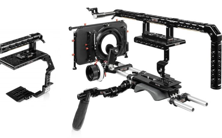 Sony FX9 SHAPE Rig and Accessories now Available