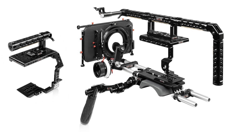 SHAPE Rig y accesorios para Sony FX9 ahora disponibles