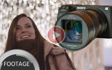 More Footage from the SIRUI 50mm Anamorphic Lens - Sony E-Mount Version