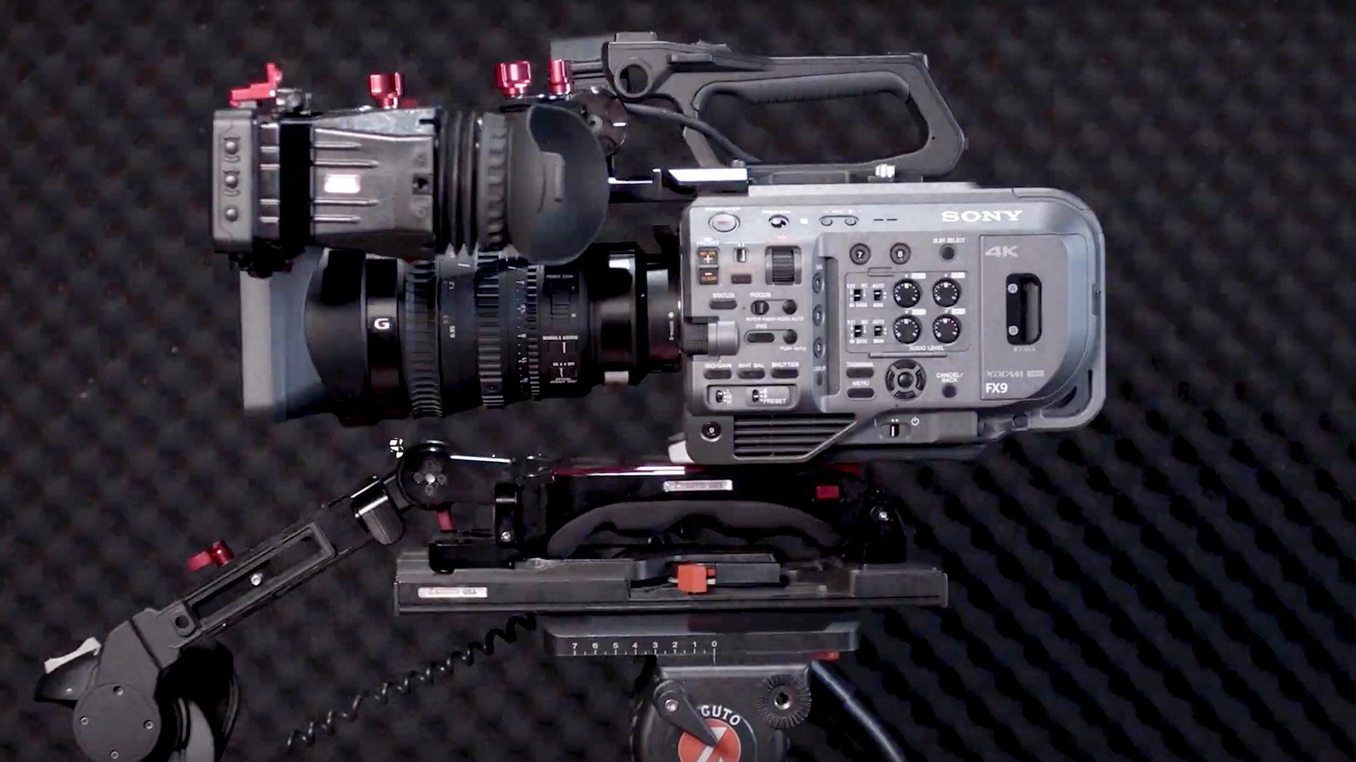 Zacuto FX9 Recoil Rig y accesorios ahora disponibles