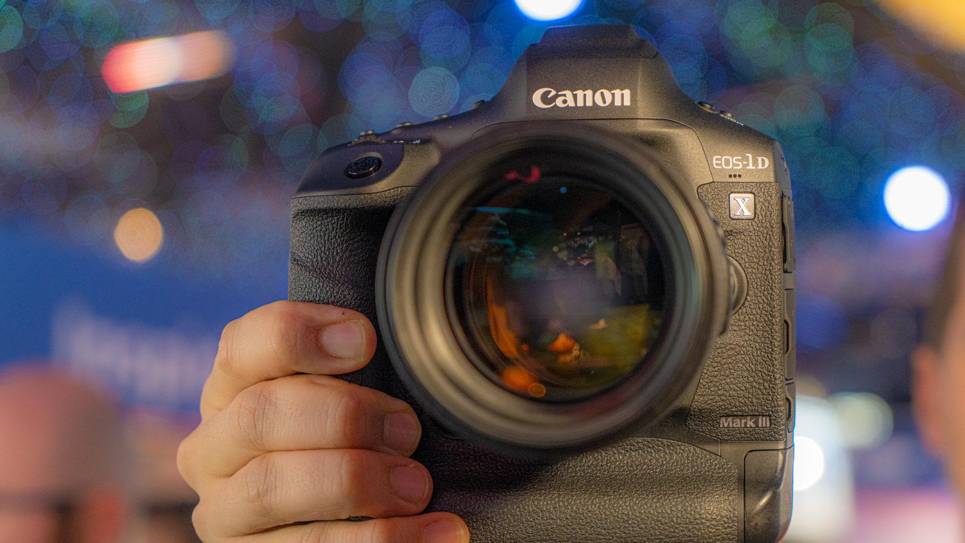 Canon EOS-1D X Mark III - Primera impresión
