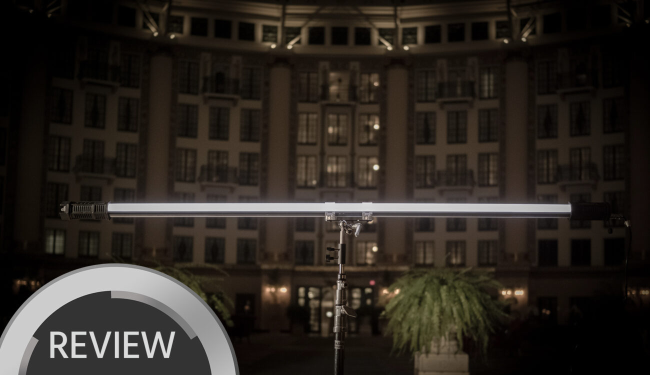 LEDGo AltaTube RGBWW Light Field Review
