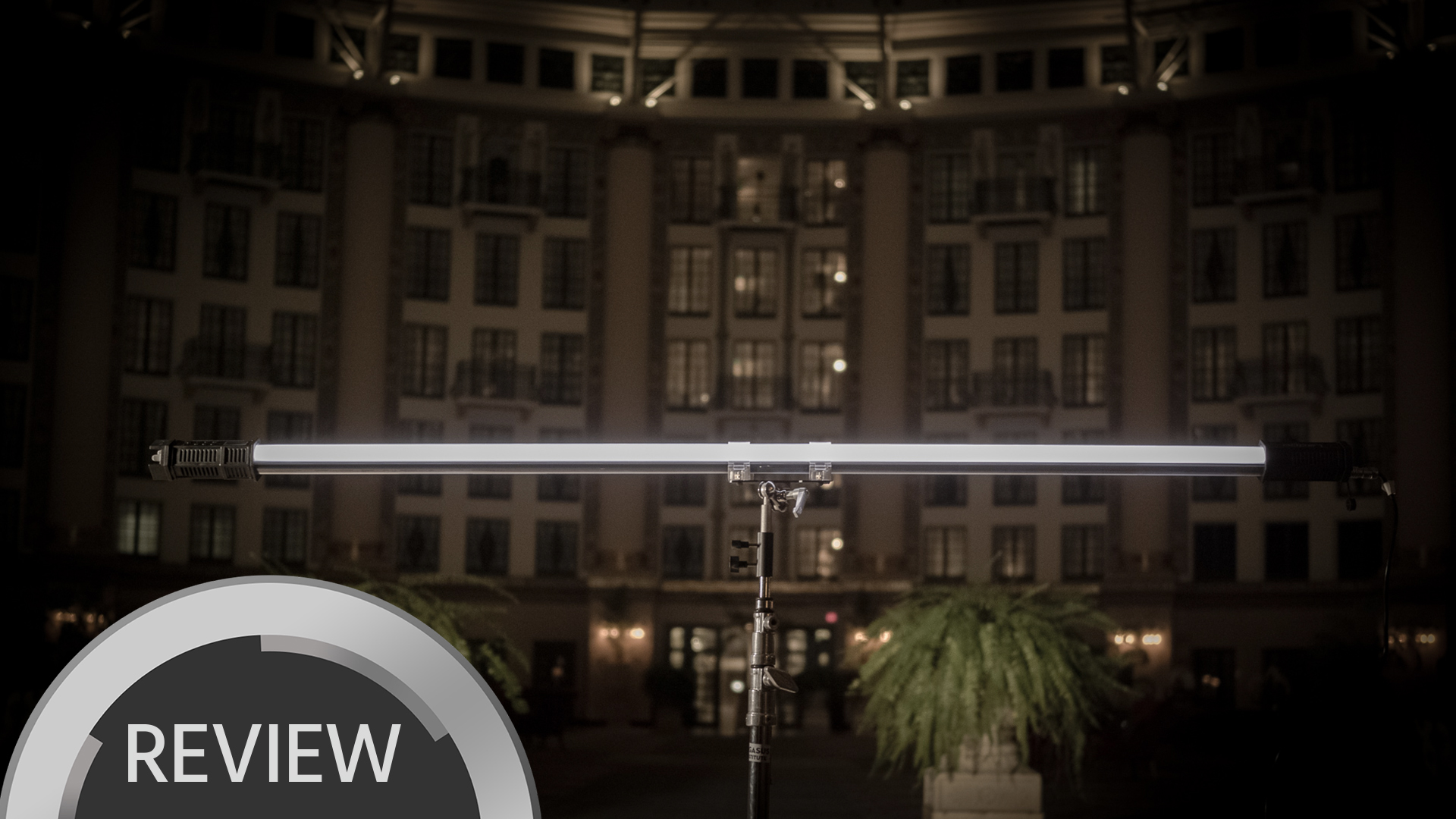 LEDGo AltaTube RGBWWチューブライトレビュー