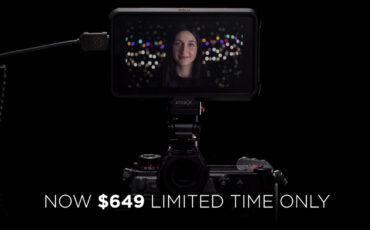 Atomos 10th Anniversary - Ninja V Discount Offer